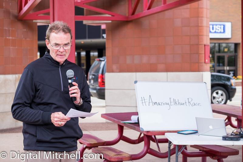 photograph of the Mayor of Elkhart Tim Neese