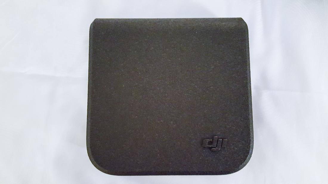 picture of the DJI Spark foam case