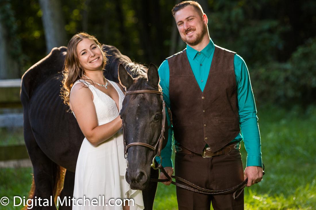 431-Heidi n Brandon n Horse