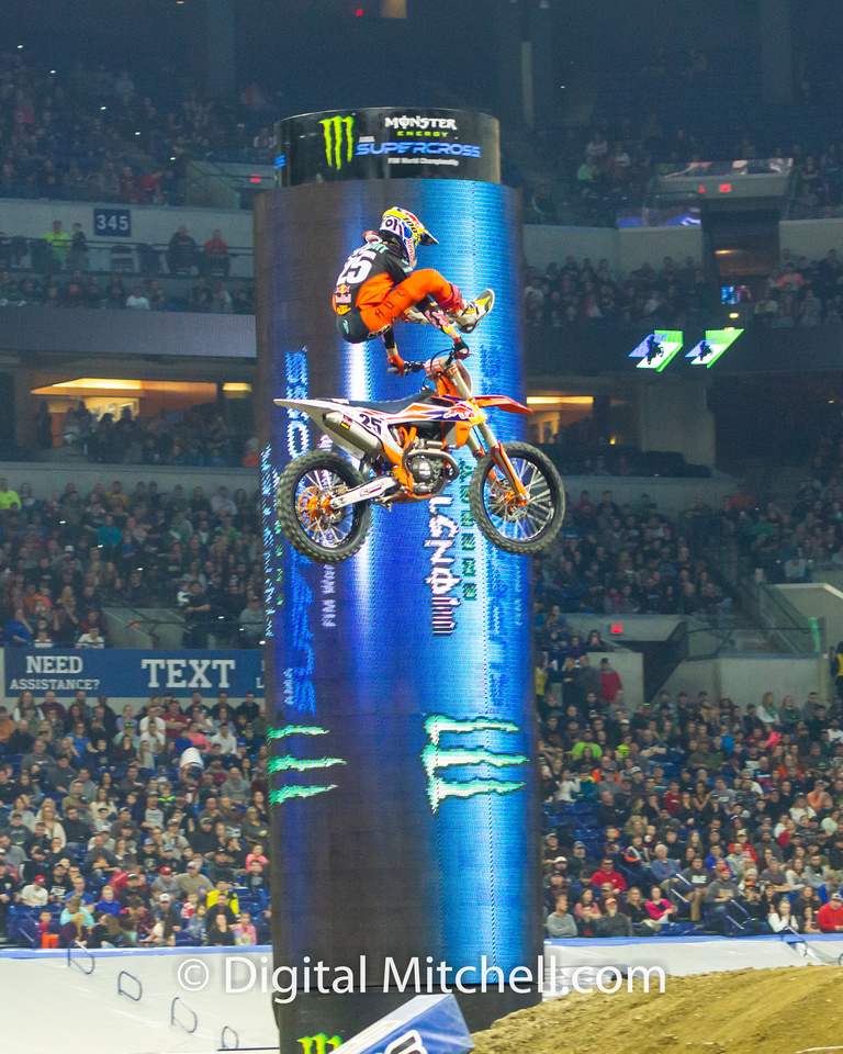 115-Supercross Indy 2019
