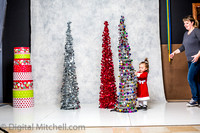 177-X-Mas Little Girls Session