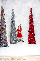 189-X-Mas Little Girls Session