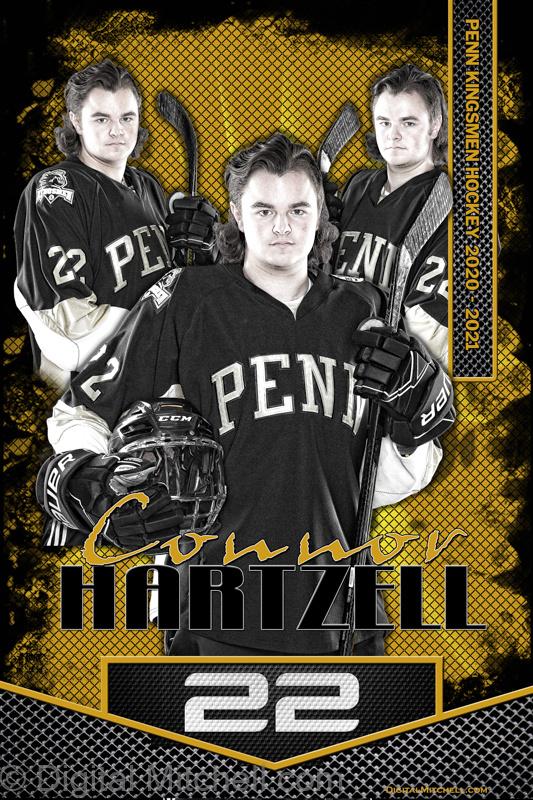 Connor Hartzel 60x90