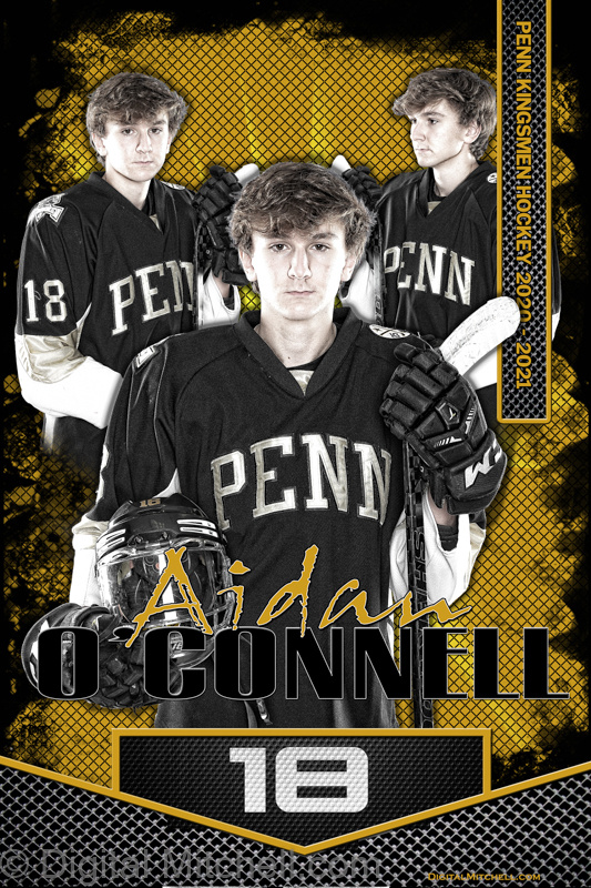 Aidan OConnell 60x90