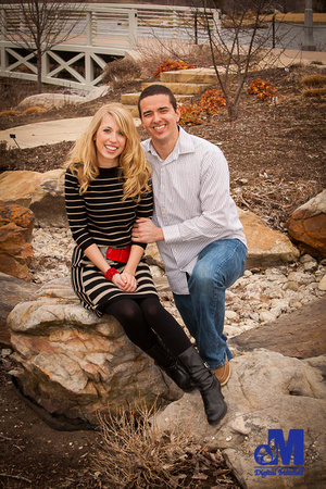 Kathryn & Gabe