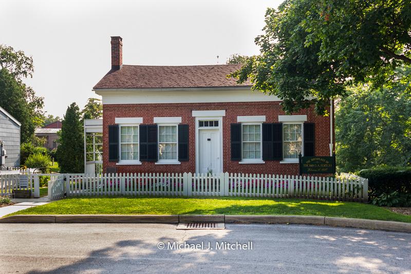 Edison's Birth House
