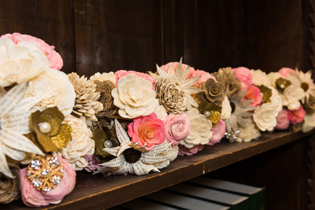 Image of bridal bouquets