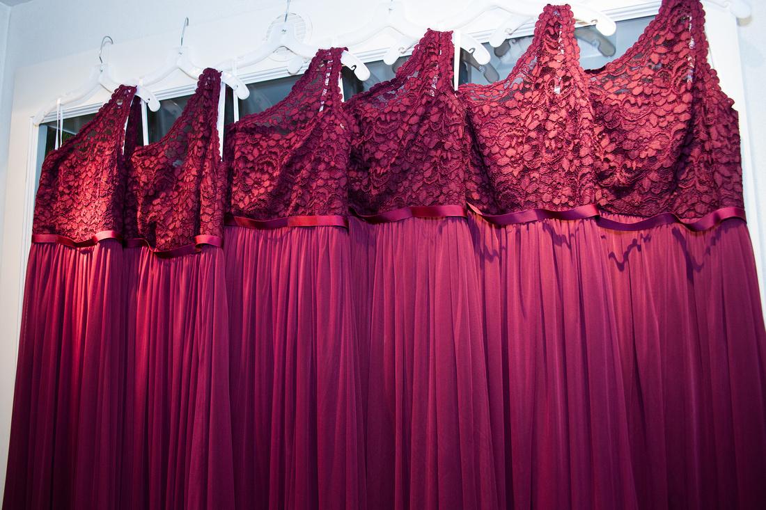 picture of bridesmaids dresses