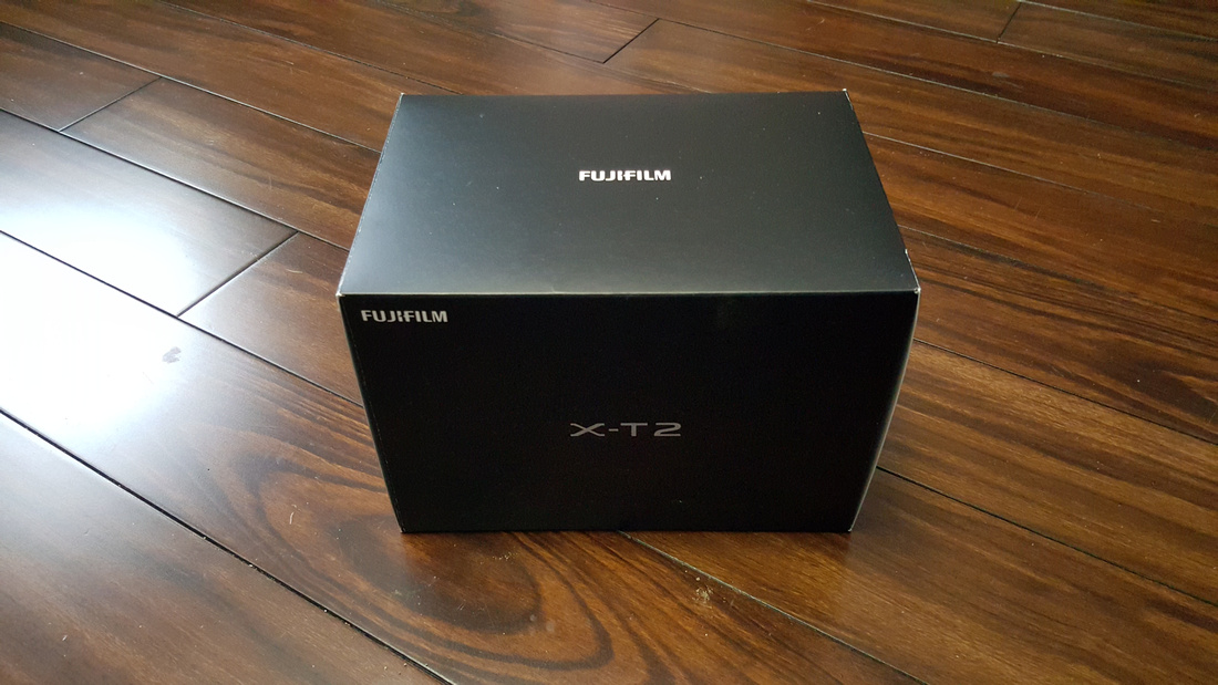 Picture of Fujifilm XT-2 Box