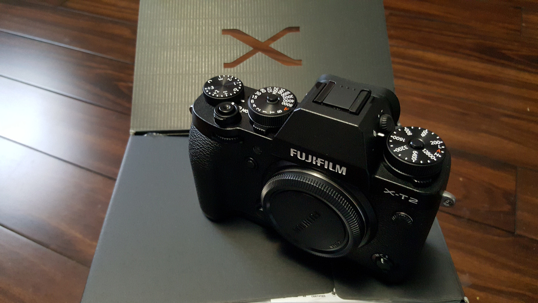 picture of Fujifilm XT-2
